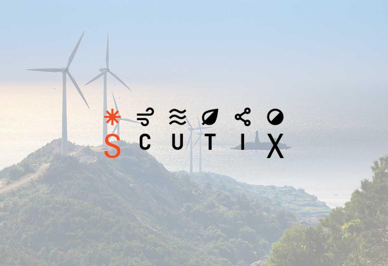 ScutiX Logo Fullscreen