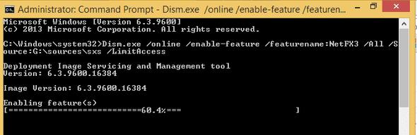 Enable net 3.5