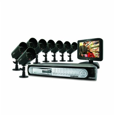 Defender SENTINEL3 Web-Ready 16-Channel DVR Security System