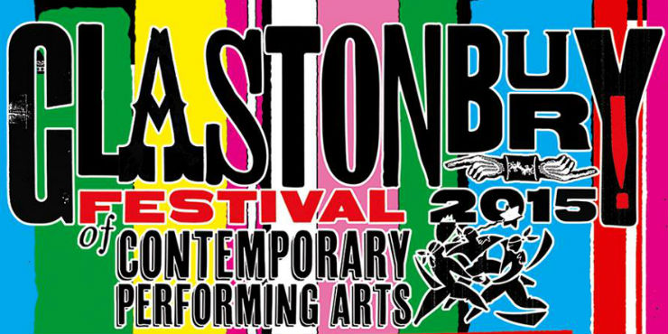 Glastonbury 2015 logo