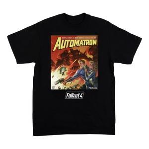Fallout Automatron Black T-Shirt