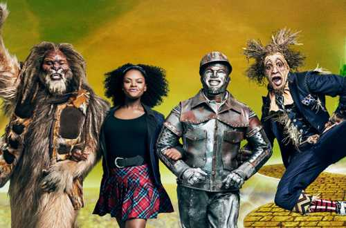 The Wiz Live! - The Show Must Go On