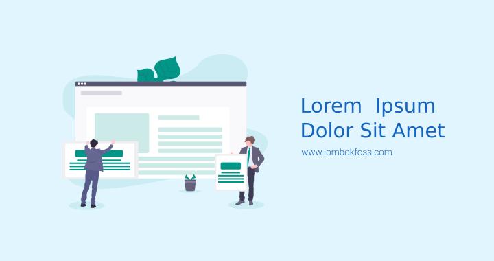 Lorem ipsum di Libreoffice