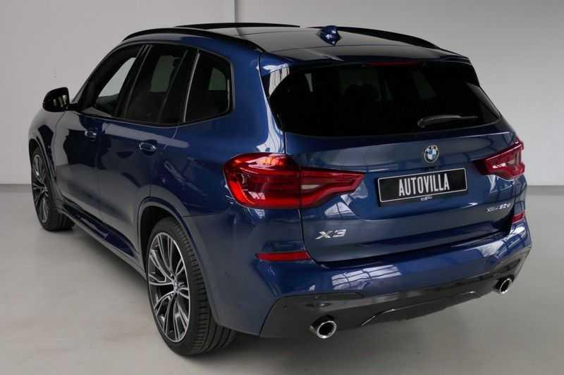 BMW X3 xDrive30d High Executive M Sport Edition afbeelding 8