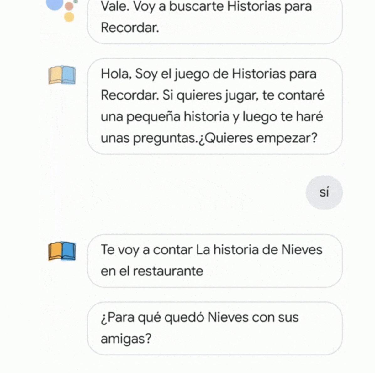 Historias para Recordar