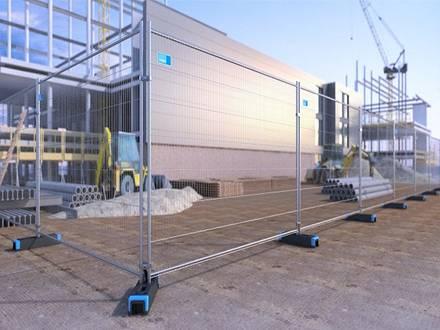 Anti-Climb Fencing Panels