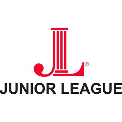 The logo for our client, Junior League