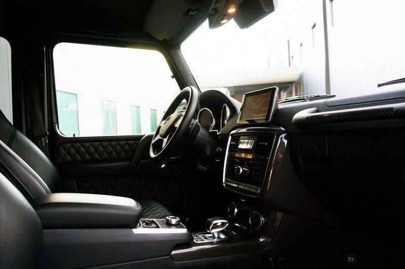 Mercedes-Benz G-Klasse 63 AMG Designo *Orig NL *Sportuitlaat afbeelding 6