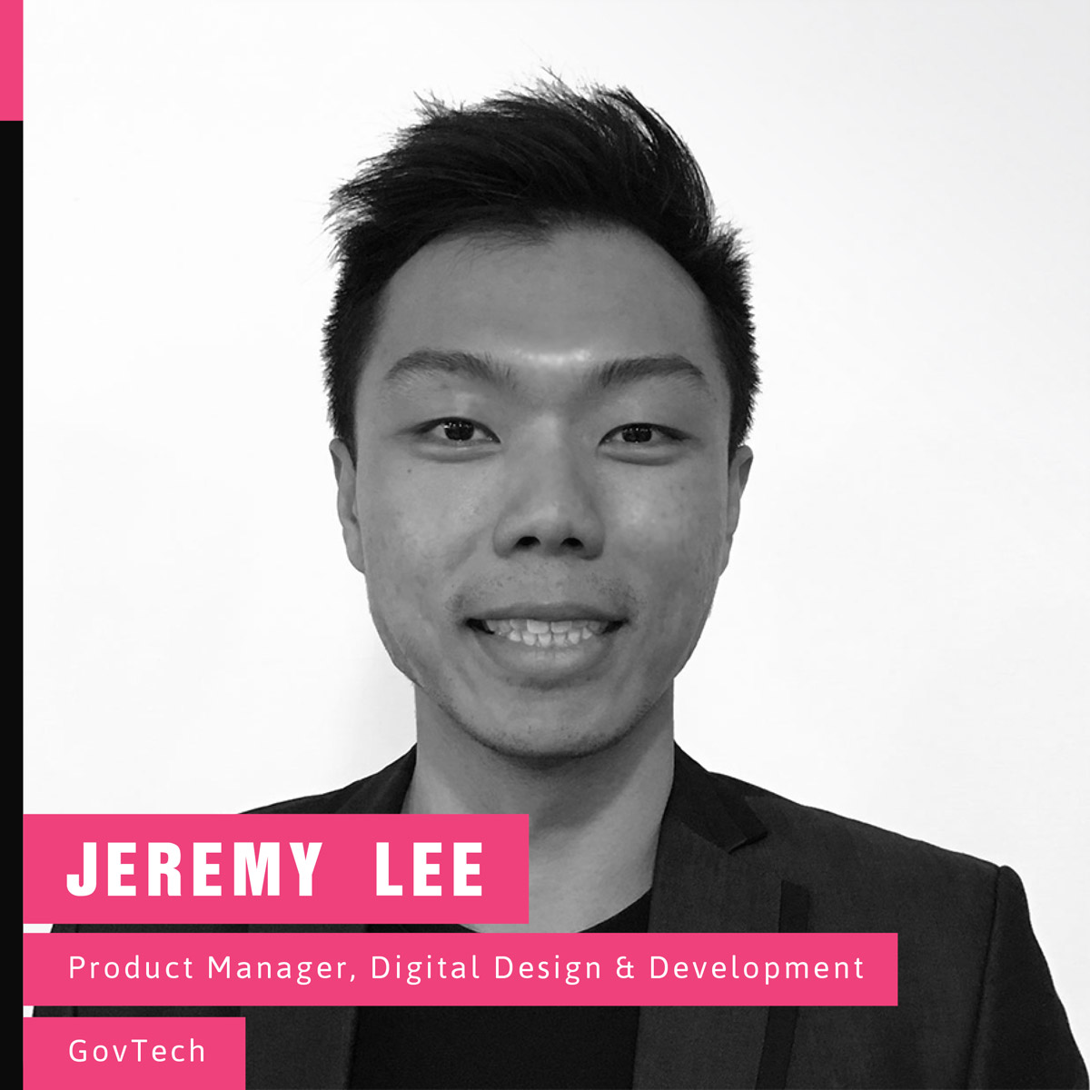 Mr Jeremy Lee