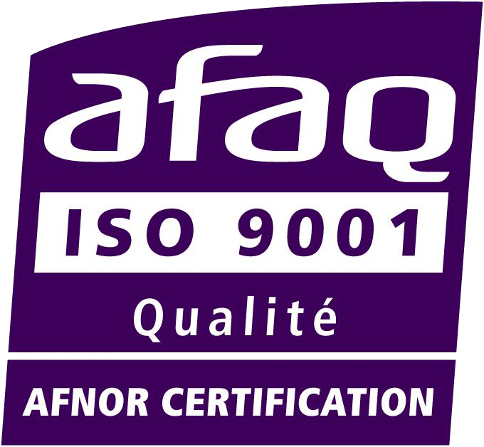 Certification AFAQ ISO 9001 Qualité