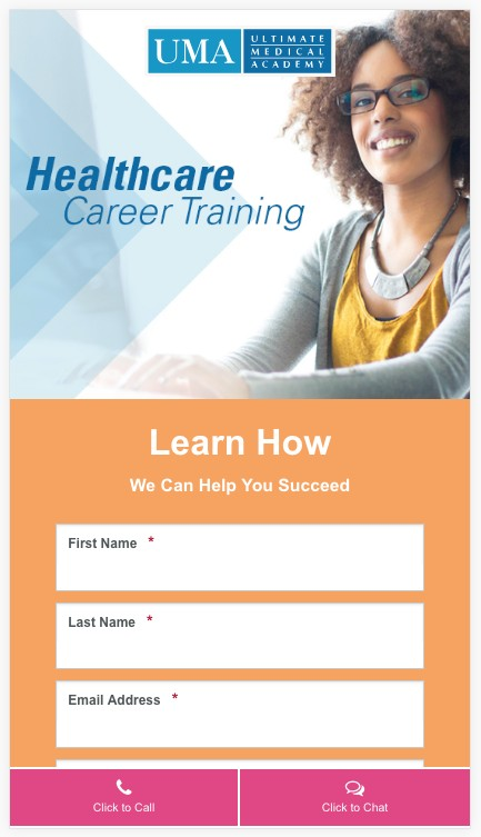 landing page example image 2