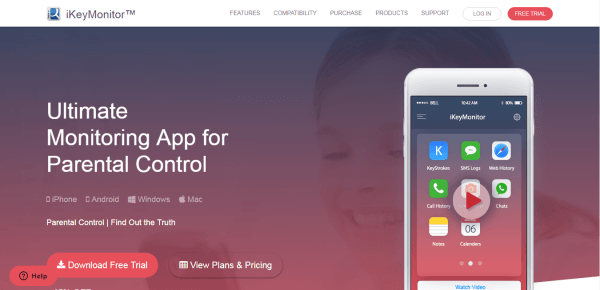 Ultimate Monitoring App for Parental Control iPhone Android Windows Mac Parental Control | Find Out the Truth Download Free View Plans 15% OFF - Limited Time
