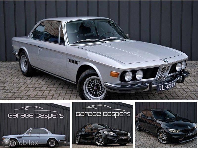 BMW 3.0 CSi coupé | Handgeschakeld | Gerestaureerd afbeelding 1
