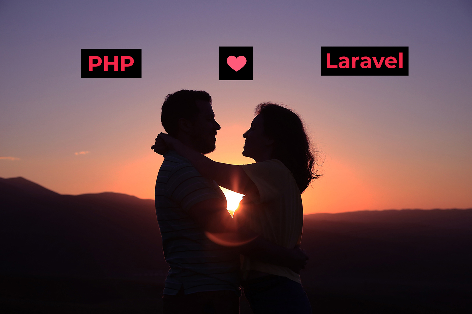 Fall in love with PHP again. Let Laravel be your Valentine cover image