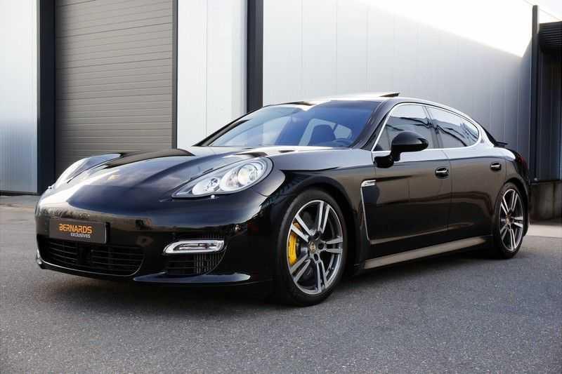 Porsche Panamera 4.8 Turbo *PCCB *Carbon afbeelding 25