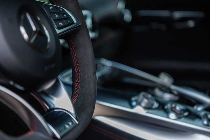 Mercedes-Benz AMG GT 4.0 S, 510 PK, Sportuitlaat, AMG Dynamic Plus, Keramiek, Schaalstoelen, DAB, Carbon, Pano/Dak, UNIEK!! afbeelding 11