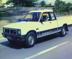 รถบรรทุกอีซูซุคันแรก