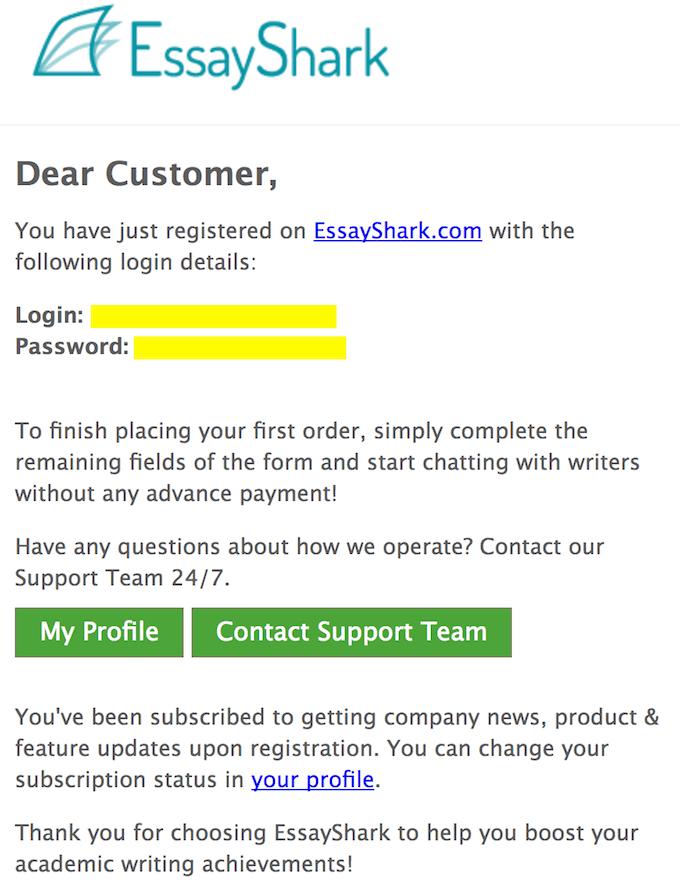 essayshark.com email
