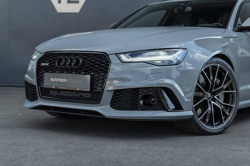 Audi RS6 Performance Pro Line Plus 4.0 TFSI quattro 605PK BTW + Keramisch + Carbon + Nardo Grey + Panoramadak + 4 nieuwe banden afbeelding 10