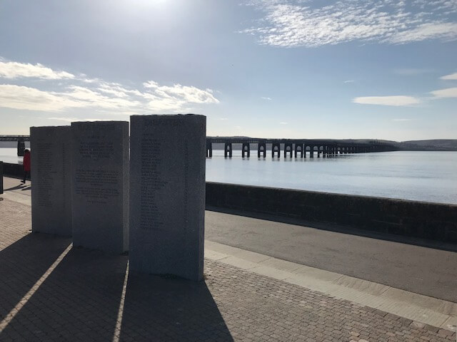 Tay Bridge Memorial