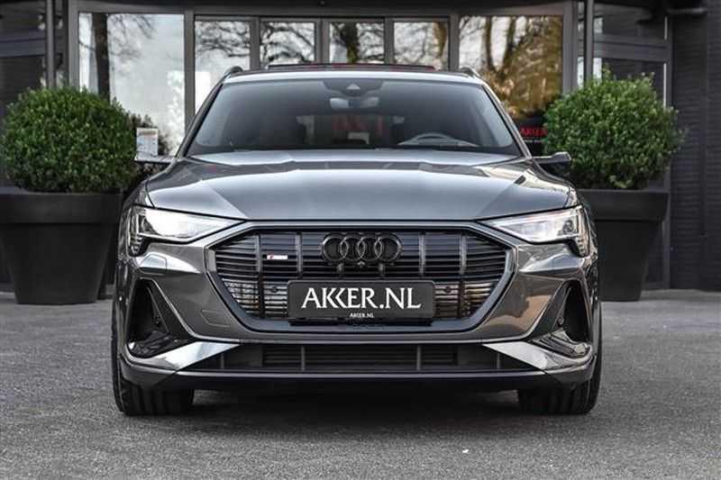 Audi e-tron SPORTBACK 55 QUATTRO S-EDITION HEAD-UP+22INCH afbeelding 23