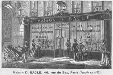 Bacle Shop