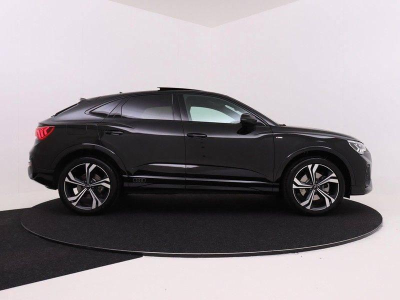 Audi Q3 Sportback 45 TFSI 230 pk quattro Pro Line S Edition | | 2x S line | 20 inch velgen | B&O Sound | Garantie tot 12-2024* | Adaptief demping systeem | 360 Camera | Navigatiesysteem | Adaptive cruise control | Voorstoelen elektrisch verstelbaar | afbeelding 9