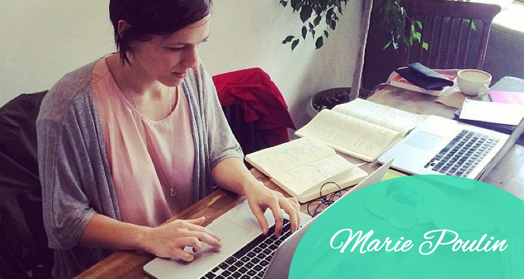 An interview with Marie Poulin of Digital Strategy School