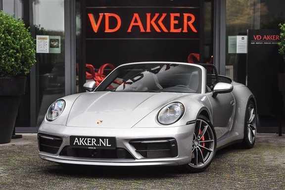 Porsche 911 CARRERA 4S CABRIO SPORTDESIGN+TOPVIEW+ACC