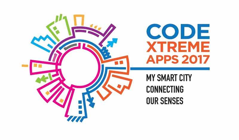 Code xtreme apps Hackathon 2017