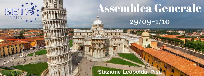BETA Italia General Assembly