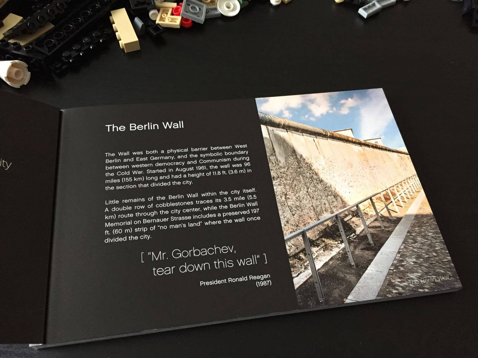 LEGO Architecture - Berlin: Instructions