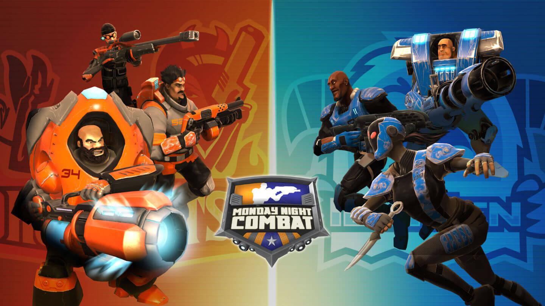Monday Night Combat Cover Graphic