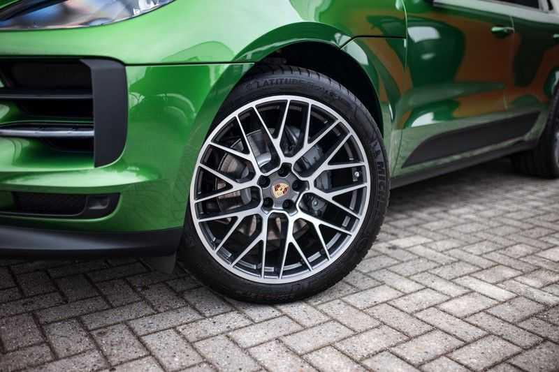 """Porsche Macan 3.0 S *Pano / 21"""" / Memory / DAB+ / Luchtvering / Rijbaanassistent* afbeelding 24"""