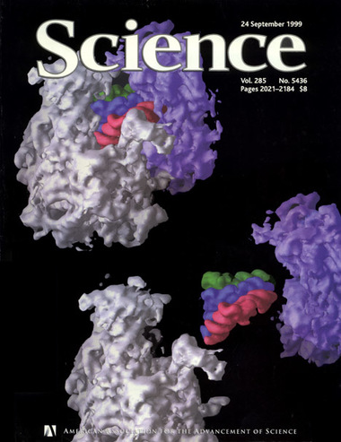 Cover of Science, 1999