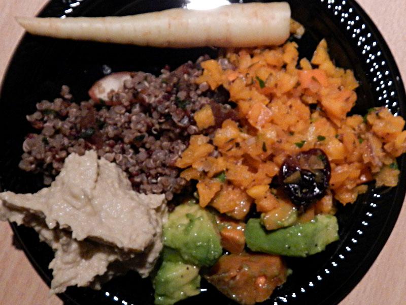 Nourish Restaurant Gluten Free Tour DH's Yummy Food