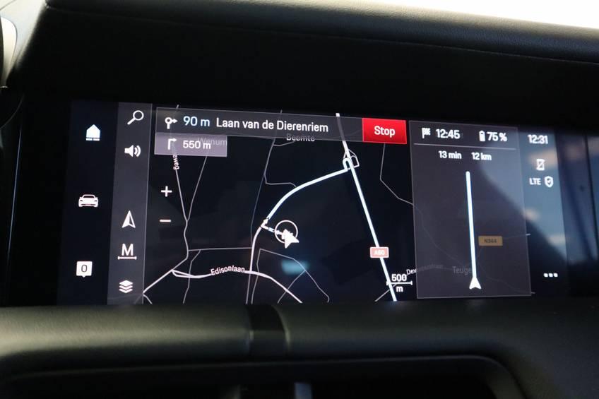 Porsche Taycan 4S Performance 571pk! | Prijs ex.btw 99000,- | Full-Led Sport-Chrono Panoramadak Warmtepomp afbeelding 26