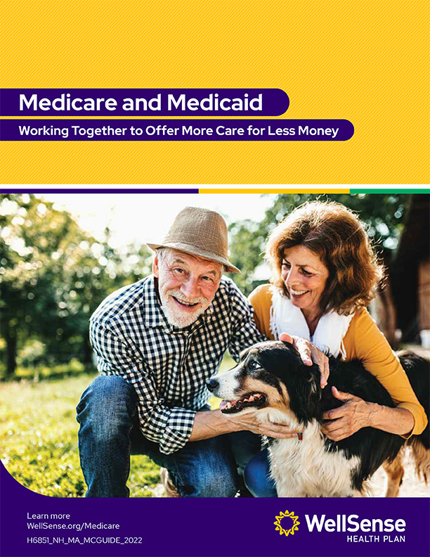 Medicare and Medicaid guide cover image