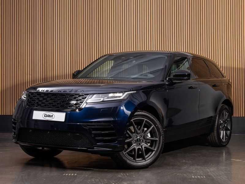 "Land Rover Range Rover Velar 2.0 P400e R-Dynamic SE HUD, ACC, 21"", PANO afbeelding 1"