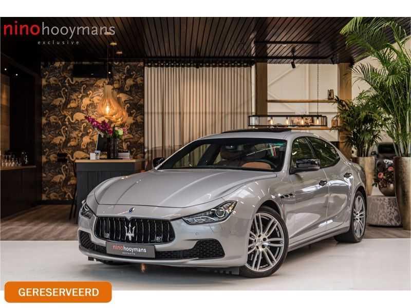 Maserati Ghibli 3.0 S Q4 411PK afbeelding 25