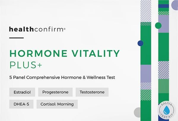 Hormone Vitality Plus