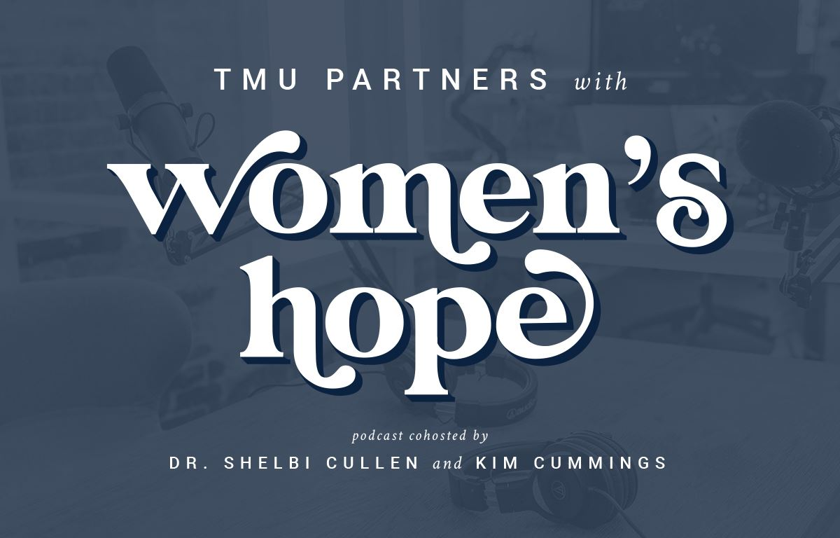 TMU Partners with Women's Hope