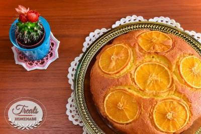 خبزة البرتقال