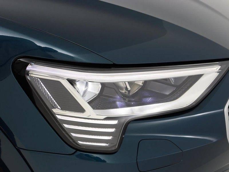 Audi e-tron 55 Quattro Incl. BTW | +/- €130 netto bijtelling| Camerabeeld spiegels | Adapt. Cruise | NAVI | Head-Up Display | 21 Inch | Matrix LED | 360 Camera | B&O | DAB | Keyless-Entry | Pano-Dak | afbeelding 15