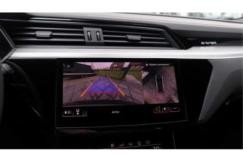 Audi e-tron 55 quattro Advanced S Line excl. BTW Panoramadak, B&O, S Sportstoelen, DAB, Head-Up Display afbeelding 12