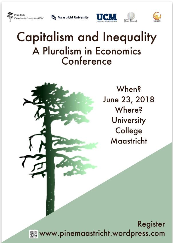 Conference 2018 Poster: Capitalism & Inequality
