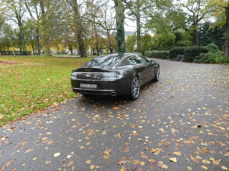 Aston Martin Rapide S 6.0 V12 afbeelding 25