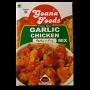 Garlic Chicken Masala