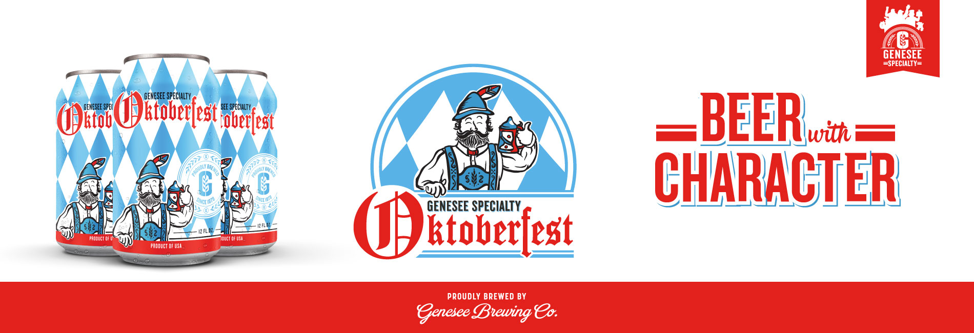 Fall Favorite Genesee Specialty Oktoberfest is back!