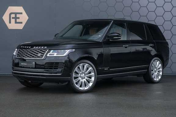 Land Rover Range Rover 5.0 V8 SC LWB Autobiography Rear Seat Entertainment + Head Up + 360 Camera + ACC